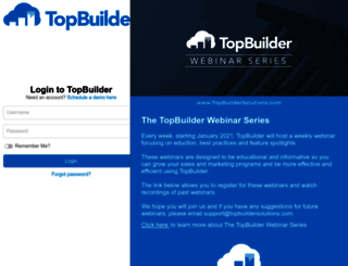 topbuildersolutions.net screenshot