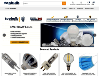 topbulb.com screenshot
