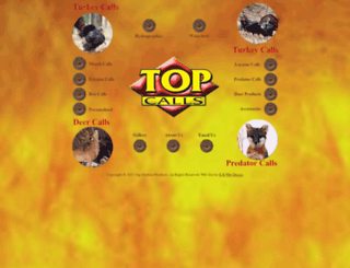 topcalls.com screenshot