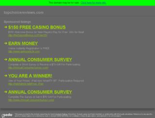 topchoicereviews.com screenshot
