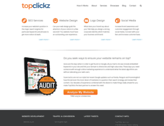 topclickz.com screenshot