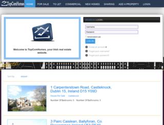 topcomhomes.com screenshot