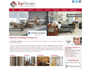 topdesigndubai.com screenshot