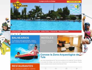 topeaqui.com screenshot
