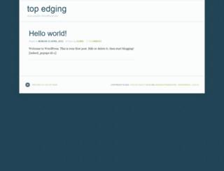 topedging.com screenshot