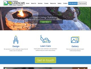 topekalandscape.com screenshot