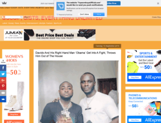 topeorekoya.blogspot.com.ng screenshot