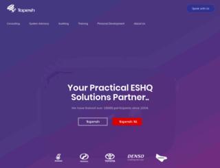 topesh.com.my screenshot