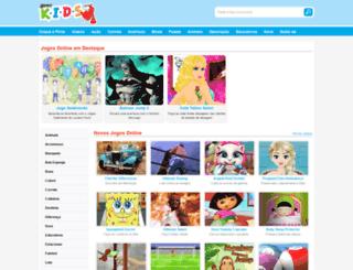topgameskids.com.br screenshot