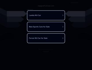 topgeartvshow.com screenshot