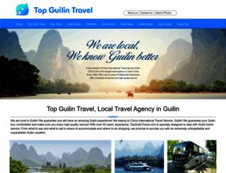 topguilintravel.com screenshot