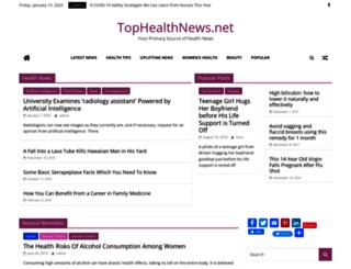 tophealthnews.net screenshot