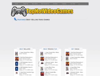 tophotvideogames.com screenshot