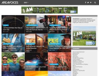 topics.areavoices.com screenshot