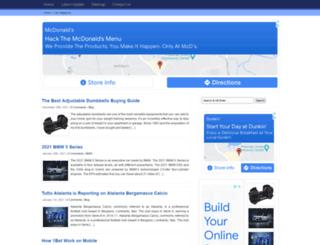 topismag.net screenshot