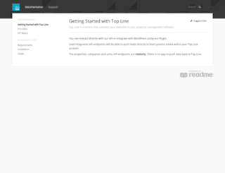 topline.readme.io screenshot