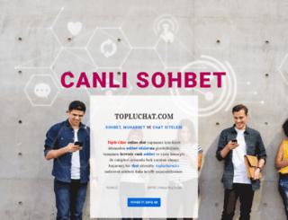 topluchat.com screenshot