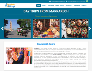 topmarrakechtours.com screenshot
