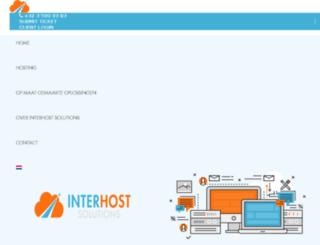 topmotionhosting.eu screenshot