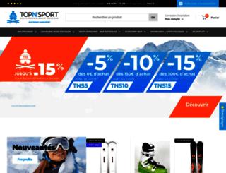 topnsport.com screenshot