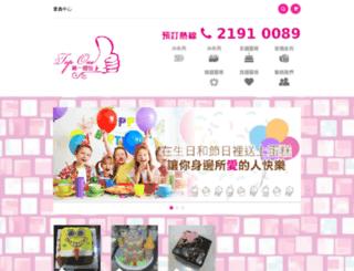toponebakery.com screenshot