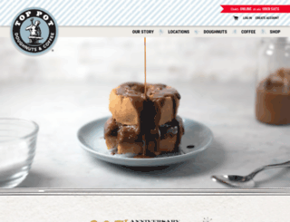 toppotdoughnuts.com screenshot