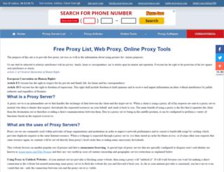 topproxylinks.com screenshot