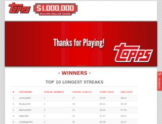 toppscards.com screenshot