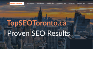 topseotoronto.ca screenshot