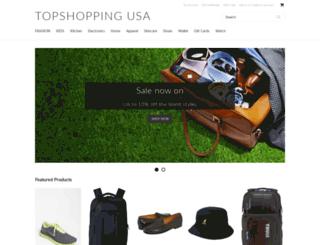 topshop4usa.com screenshot