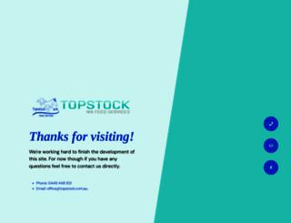 topstock.com.au screenshot