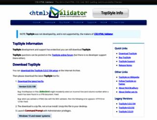 topstyle4.com screenshot