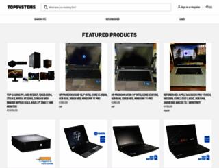 topsystems.gr screenshot