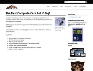 toptagpetid.com screenshot