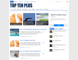 toptenplus.com screenshot