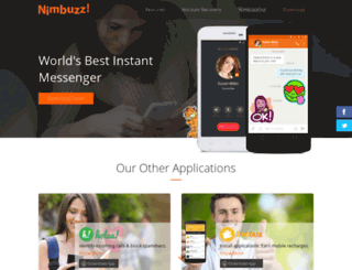 topup.nimbuzz.com screenshot