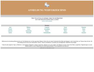 topverzeichnis-webkatalog.de screenshot