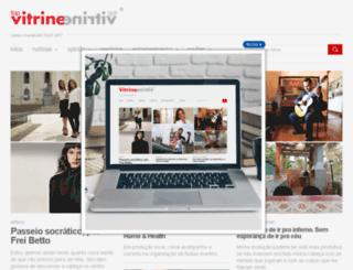 topvitrine.com.br screenshot