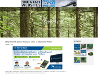 toradex.jigsy.com screenshot