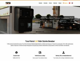 torapetrol.com screenshot