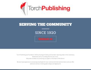 torchpublishing.com.au screenshot