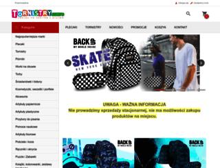 tornistry.com.pl screenshot