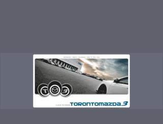 torontomazda3.ca screenshot