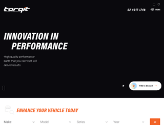 torqit.com.au screenshot