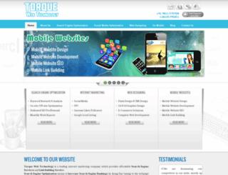 torquewebtechnology.com screenshot