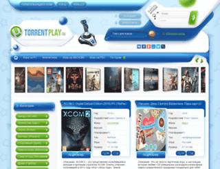 torrent-play.ru screenshot