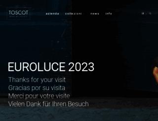 toscot.it screenshot