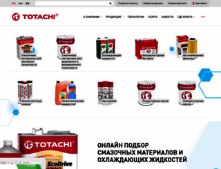 totachi.ru screenshot