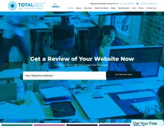 total-seo.co.uk screenshot