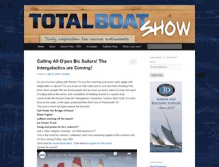 totalboatshow.com screenshot